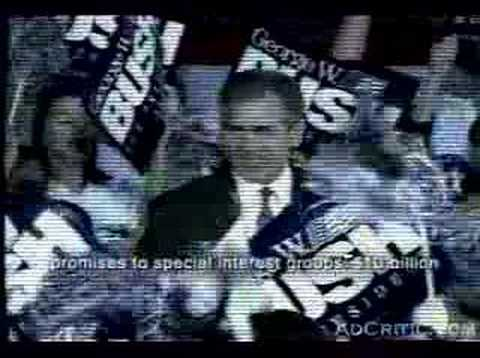 Nader 2000 Campaign Ad
