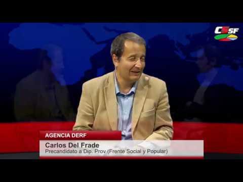 Del Frade: Somos los únicos que denunciamos los negociados de José Corral