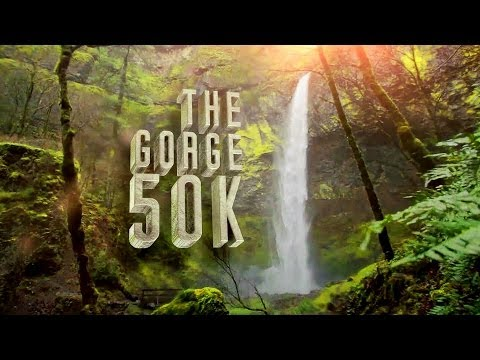 THE 2014 GORGE WATERFALLS 50K | The Ginger Runner