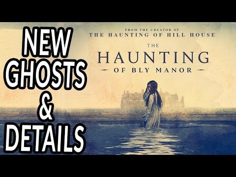 The Haunting Of Bly Manor Hidden Ghosts New Photos And Plot Revealed Youtube