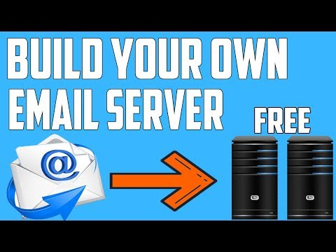 How To Make Your Own EMail Server On Windows PC For Free In LAN | HMailServer [Full Tutorial]