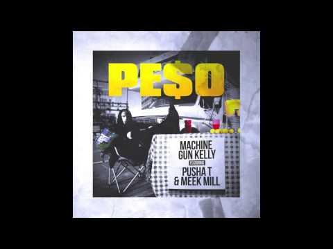 Peso - Machine Gun Kelly ft Pusha T & Meek Mill [Official HD] + DOWNLOAD