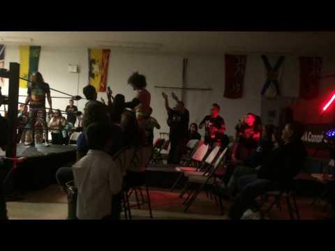 PWA - Carlito vs Nolan James vs TJ Harley vs Randy Myers (BC Championship) Sept 24, 2016