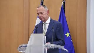 Выступление посла РФ Алексея Маслова