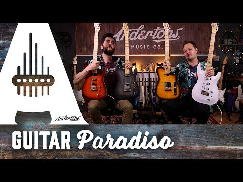 Lets Get Traditional With Chapman Guitars - Guitar Paradiso