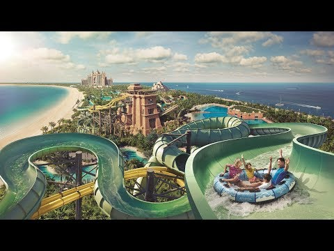 Dubai - Atlantis Aquaventure Waterpark