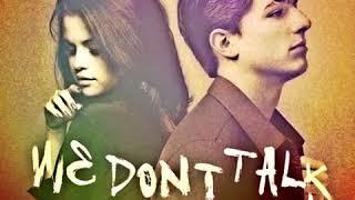 We Don T Talk Anymore Lyrics Video Free Download