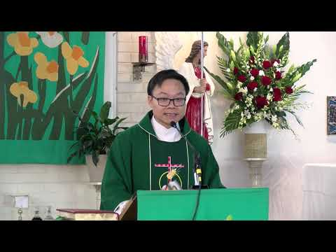 Thánh Lễ Chúa Nhật 17 Mùa Quanh Năm 25/7/2021 dành cho những người không thể đến nhà thờ