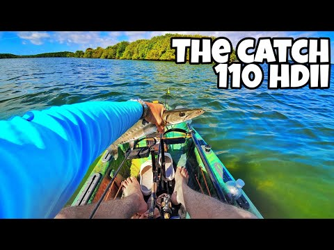 This Is UNACCEPTABLE Catch Hydrive 110 HDII Fishing