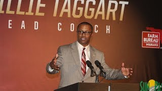 Willie Taggart Press Conference Q&A