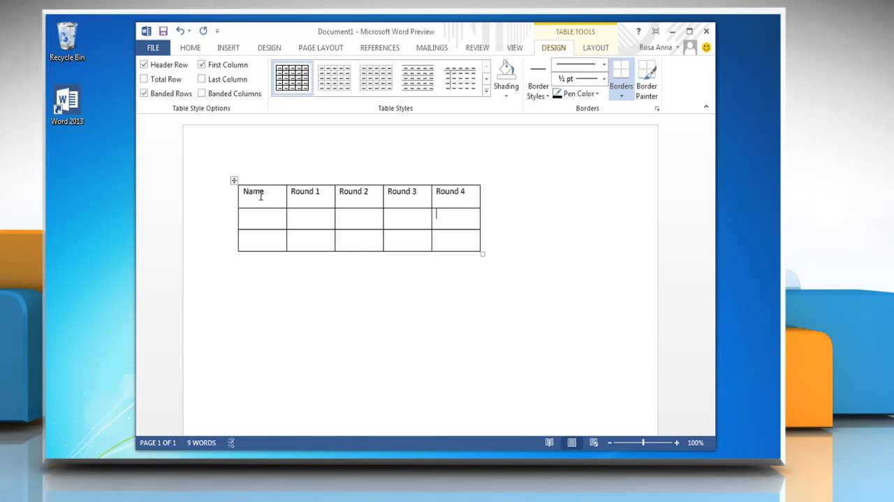 how do i create a pdf from word