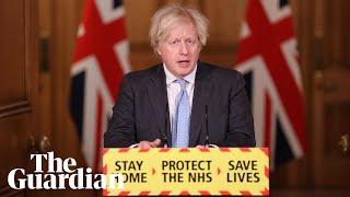 Coronavirus UK: Boris Johnson leads government briefing – watch live
