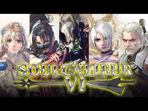 Soul Calibur 6 - Reboot Or Sequel?!из YouTube · Длительность: 8 мин19 с