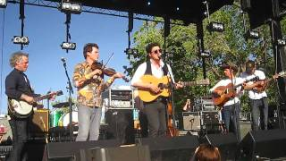Old Crow Medicine Show- Take 'em Away (live w/ Marcus Mumford in Marfa, TX)