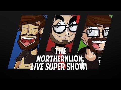 The Northernlion Live Super Show! [November 18, 2015] (1/2)