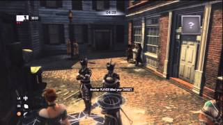 Assassins Creed 3 Online Multiplayer - Game 21 - Body Guards