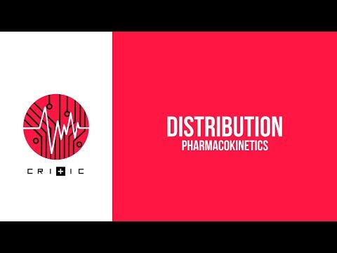 Distribution - The Pharmacokinetics Series