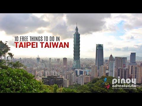 10 FREE Things to Do in TAIPEI TAIWAN + DIY Itinerary