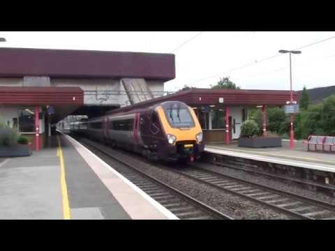 Birmingham International Railway Station and AirRail Link