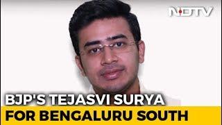 BJP Fields Tejasvi Surya From High-Profile Bangalore South Seat