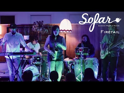 Firetail - The Banks of Denial | Sofar Melbourne