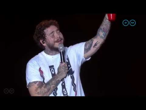 Post Malone - Better Now @ Sziget Festival 2019