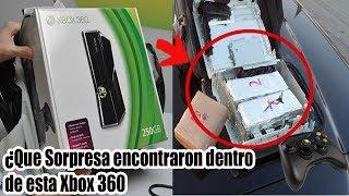 La Sorpresa mas Perturbadora Encontrada Dentro de un Xbox 360
