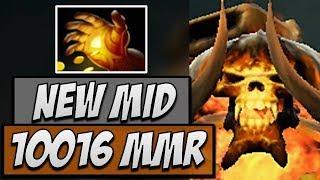 Dota 2 Gameplay - Midone Clinkz NEW Hero for TI7