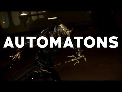 Warframe - Automatons