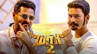 Prabhu Deva teams up with Dhanush | Maari 2 | TT 02