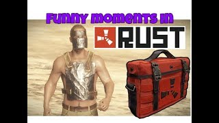 Opening High Quality Bag in Rust / Funny Moments - Rust
