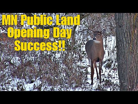 MN Public Land: 2019 Opening Day Success!!
