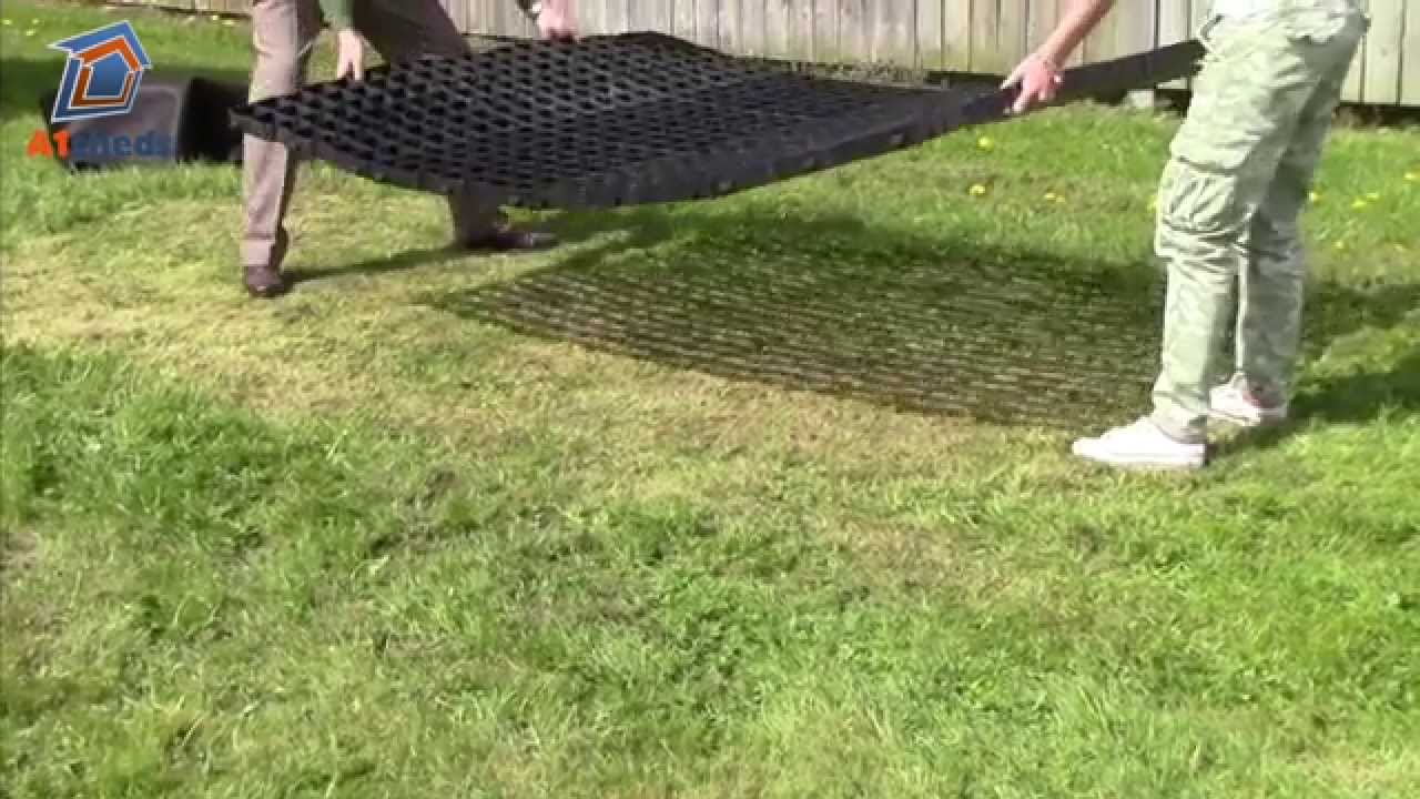 EcoBase FASTFIT Shed Base - How to Install - YouTube