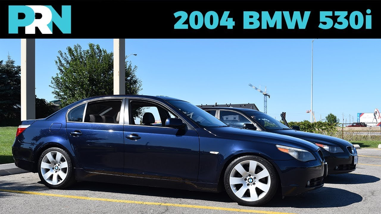 2004 Bmw 530i Full Tour  E60