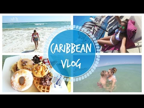 Our First Holiday: Caribbean Vlog | ThoseRosieDays
