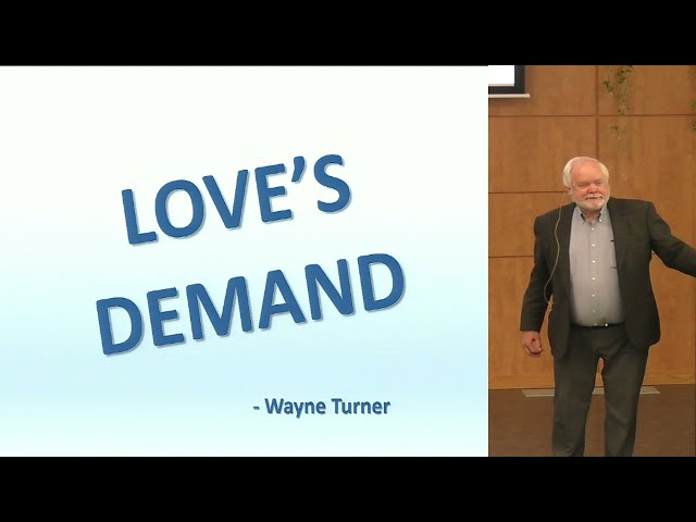 April 25, 2021: Love's Demand