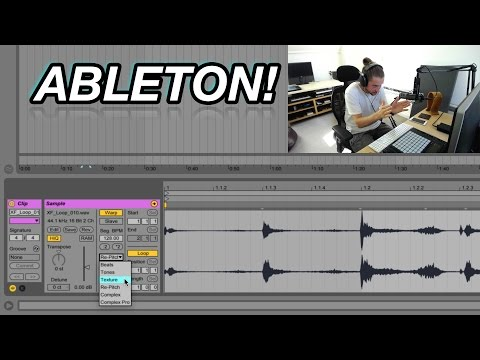 60-Second Ableton Tutorial: Which Warp Mode Is Best?