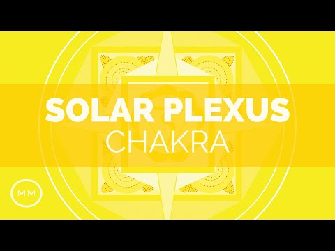 Solar Plexus Meditation - Activate and Heal the Solar Plexus Chakra - Chakra Healing Music