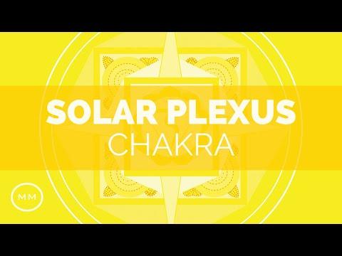 Solar Plexus Meditation Music - Activate and Heal the Solar Plexus Chakra - Binaural Beats