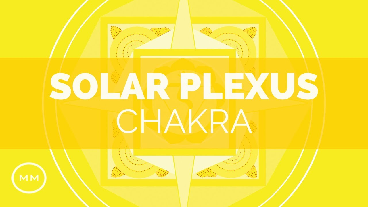 Solar Plexus Meditation: Heal and Balance the Solar Plexus - Chakra  Meditation Music #1415
