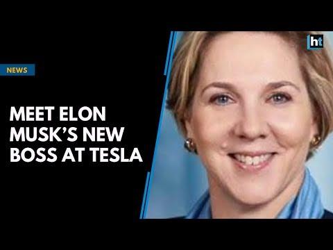 Meet Elon Musk's new boss at Tesla
