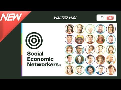 👍 Modelo del Plan SEN - SEN (Social Economic Networkers)👌