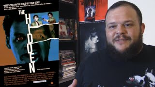 The Hidden (1987) movie review action horror sci-fi