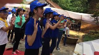 Vũ điệu Mái trường Giesu - Giáo họ Tân Lập giáo xứ Yên Thịnh