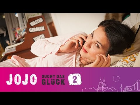 deutsch lernen b1 b2 jojo sucht das gl ck staffel 2 folge 24 youtube. Black Bedroom Furniture Sets. Home Design Ideas