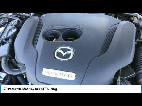 2019 Mazda Mazda6 2019 Mazda Mazda6 Grand Touring FOR SALE in Peoria, CA BK1554