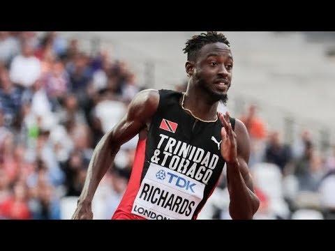 Jereem Richards 200m   20.52 New Mexico Collegiate Classic