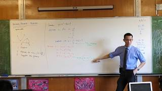 Maximum/Minimum with Quadratics (2 of 2: Completing the square)