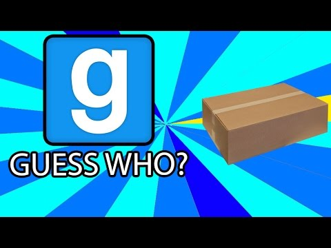 Sticky Situation, The Box Spot (Garry's Mod GUESS WHO Funny Moments)
