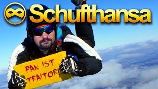 Fliegen mit der SCHUFTHANSA! 💀 TTT #043 ★ Trouble in Terrorist Town